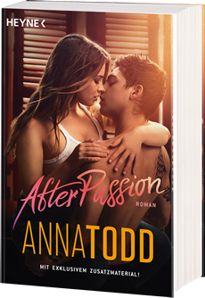 Cover After Filmausgabe von Anna Todd
